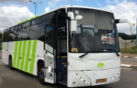 יוזמה: מערך תחבורה חדש ביהודה ושומרון