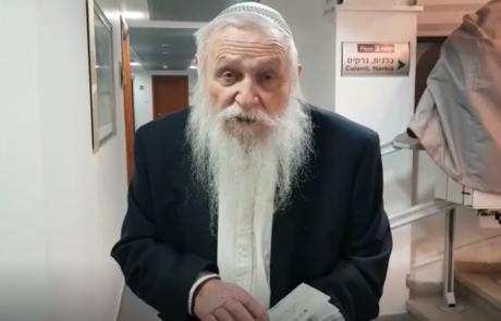 """הרב דרוקמן: """"להרחיב את המפעל הזה עד כמה שניתן"""""""