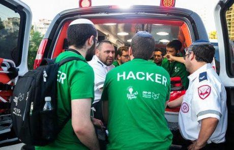 מכון לב ירושלים: הזוכה בהאקתון – מוצר שחוסך זמן ומציל חיים