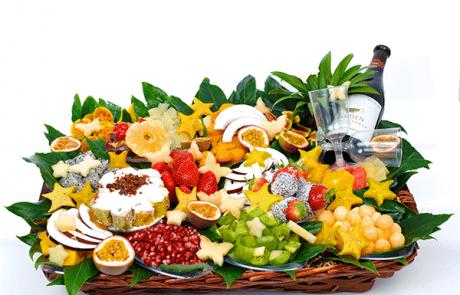 פלטת פירות איכותיים והתפקיד שלה באירוע פרטי או עסקי