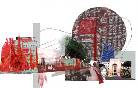 פרויקטים מצטיינים של בוגרי בית הספר לארכיטקטורה אוניברסיטת אריאל 2021