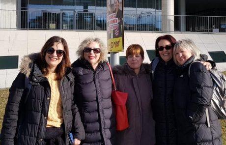 מפיצות את האור: נציגות מסגל המכללה הדתית לחינוך תלפיות השתתפו בכנס בינלאומי בשוויץ