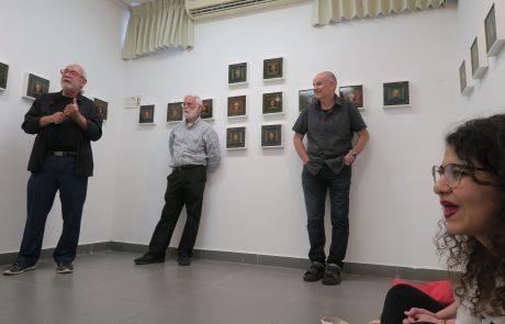 הגלריה האחרת במכללת תלפיות פותחת את עונת התערוכות עם האמן אנטון בידרמן